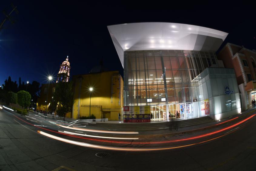 Aprovecharán al máximo Teatro de la Ciudad  (1).JPG
